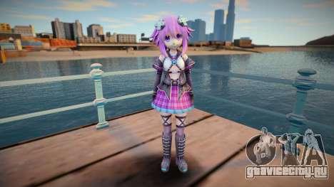 Neptunia Virtual Stars Kin v3 для GTA San Andreas