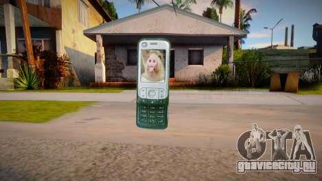 Nokia 6110 navigator для GTA San Andreas