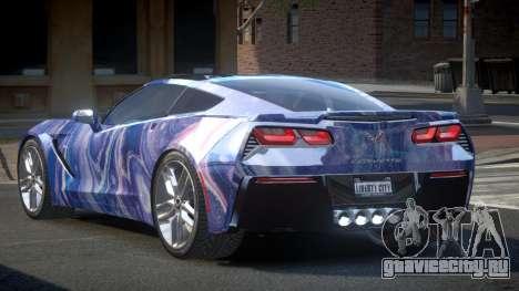 Chevrolet Corvette BS Z51 S2 для GTA 4