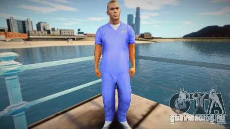 Dwayne для GTA San Andreas