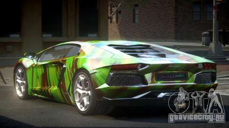Lamborghini Aventador BS LP700 PJ5 для GTA 4