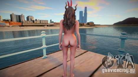 Succubus nude v1 для GTA San Andreas
