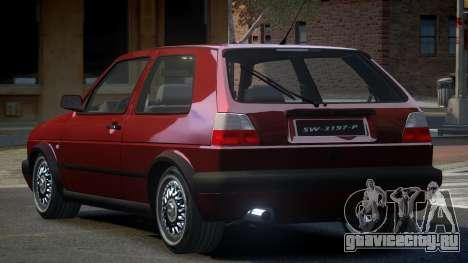 Volkswagen Golf SP-U для GTA 4
