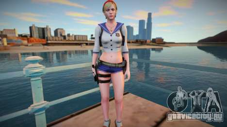 Sherry Ex1from Resident Evil 6 для GTA San Andreas
