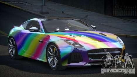 Jaguar F-Type U-Style S6 для GTA 4