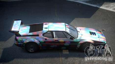 BMW M1 IRS S9 для GTA 4