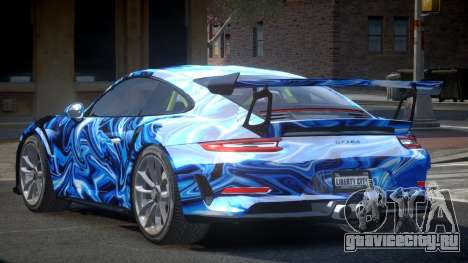 Porsche 911 BS GT3 S8 для GTA 4