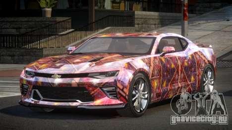 Chevrolet Camaro GS-R S5 для GTA 4