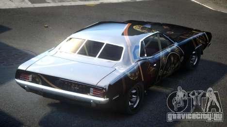 Plymouth Cuda SP Tuning S1 для GTA 4