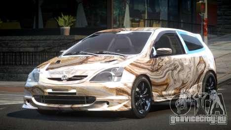 Honda Civic U-Style S9 для GTA 4