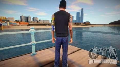 Deuce для GTA San Andreas