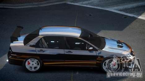 Mitsubishi Lancer VII PSI-U S10 для GTA 4