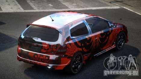 Honda Civic U-Style S5 для GTA 4