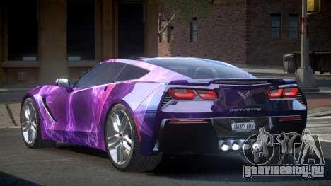 Chevrolet Corvette BS Z51 S4 для GTA 4