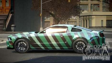 Shelby GT500 GST-U S5 для GTA 4