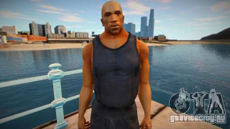 CJ 2015 skin: Parkour style для GTA San Andreas