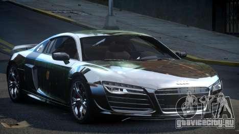 Audi R8 ERS S6 для GTA 4