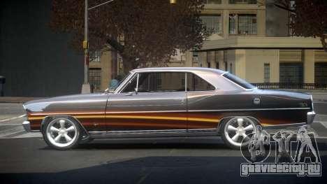 Chevrolet Nova PSI US S10 для GTA 4