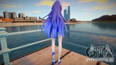 Raiden Mei Bikini для GTA San Andreas
