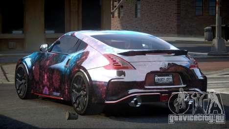 Nissan 370Z GS-R S1 для GTA 4