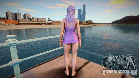 Fiona Noble Caviar для GTA San Andreas