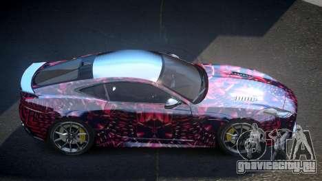 Jaguar F-Type U-Style S4 для GTA 4