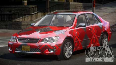 Lexus IS300 U-Style S8 для GTA 4