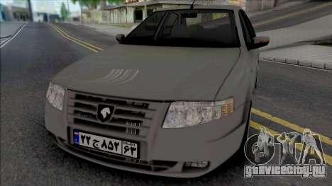 Ikco Samand Soren ELX [HQ] для GTA San Andreas