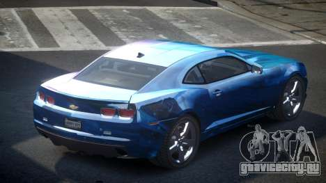 Chevrolet Camaro BS-U S8 для GTA 4