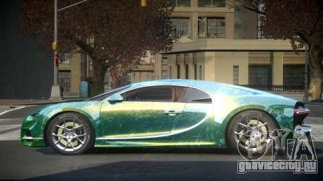 Bugatti Chiron BS-R S2 для GTA 4