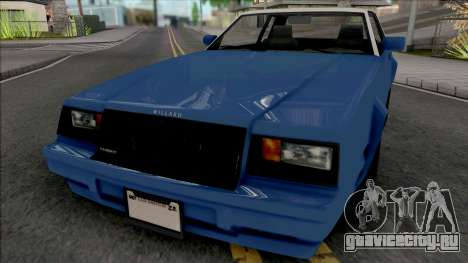 Willard Faction для GTA San Andreas