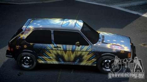 Volkswagen Rabbit GS S9 для GTA 4