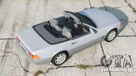 Mercedes-Benz 600 SL (R129) 1991 v1.2