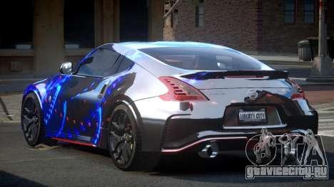 Nissan 370Z GS-R S4 для GTA 4