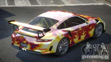 Porsche 911 BS GT3 S1 для GTA 4