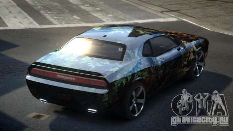 Dodge Challenger SRT GS-U S4 для GTA 4