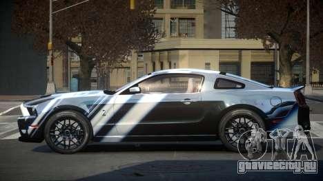 Shelby GT500 GST-U S8 для GTA 4