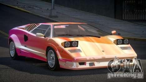 Lamborghini Countach GST-S S6 для GTA 4