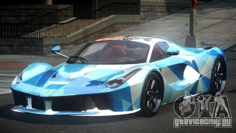 Ferrari LaFerrari US S9 для GTA 4