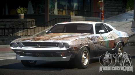 Dodge Challenger SP71 S10 для GTA 4