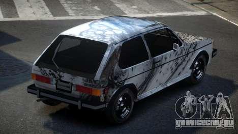 Volkswagen Rabbit GS S5 для GTA 4