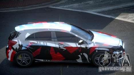 Mercedes-Benz A45 US S9 для GTA 4