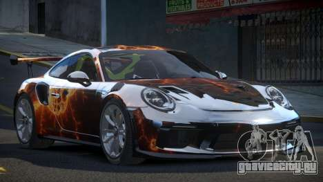 Porsche 911 BS GT3 S2 для GTA 4