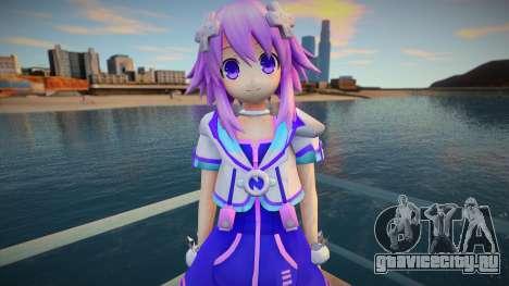 Hyperdimension Neptunia-Neptune для GTA San Andreas
