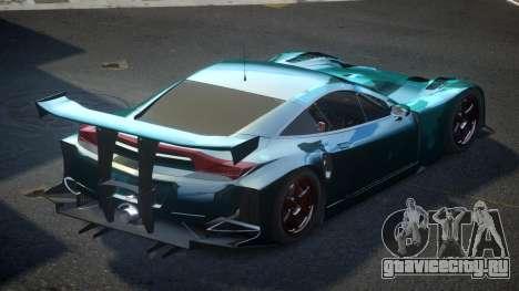 Honda HSV US S1 для GTA 4