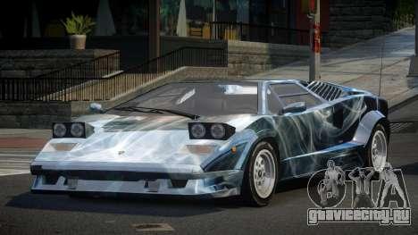 Lamborghini Countach GST-S S8 для GTA 4