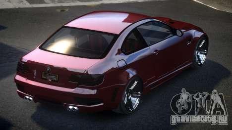 BMW M3 E92 US для GTA 4