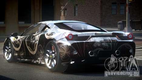 Ferrari 458 SP U-Style S10 для GTA 4