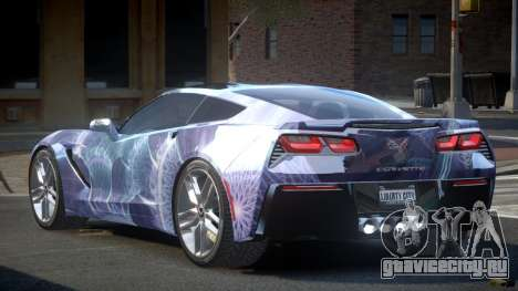 Chevrolet Corvette BS Z51 S9 для GTA 4