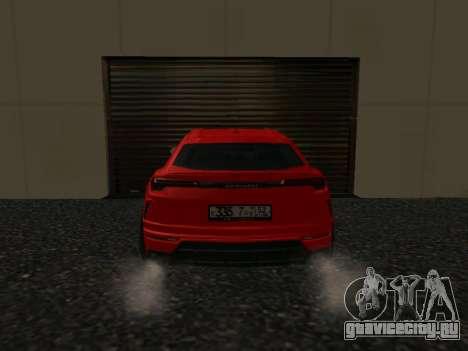 Lamborghini Urus SV для GTA San Andreas